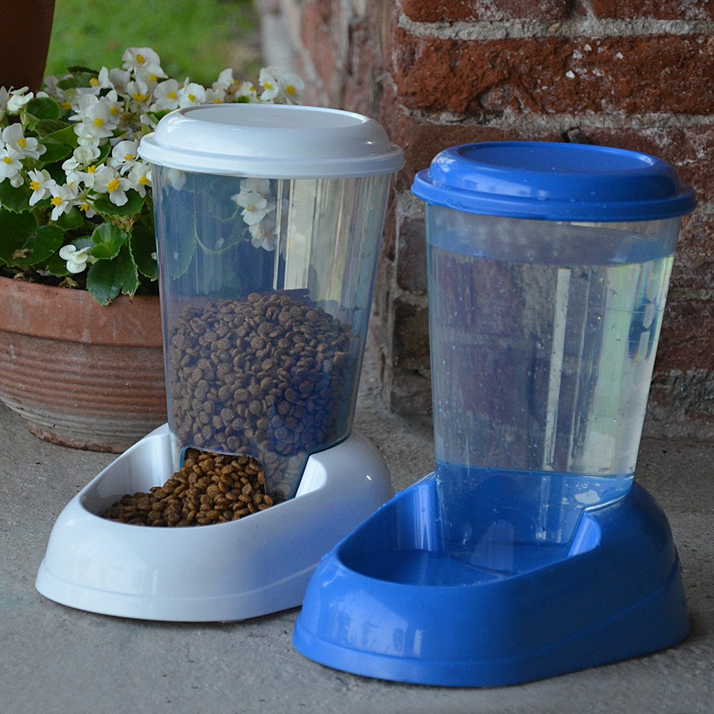 dispenser croccantini per cani